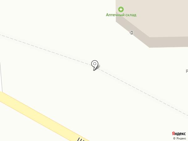 Камея на карте Саратова