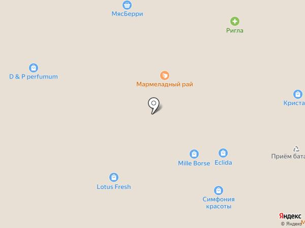 PANNO на карте Саратова