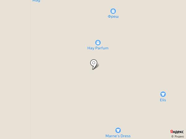 Zinger на карте Саратова