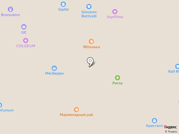 Ogawa на карте Саратова