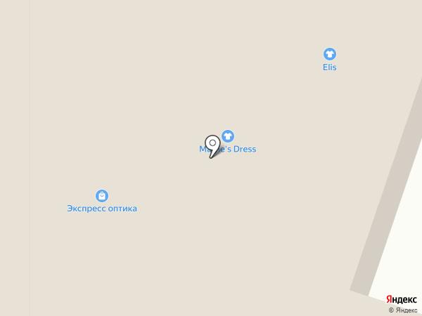 Maniffest на карте Саратова