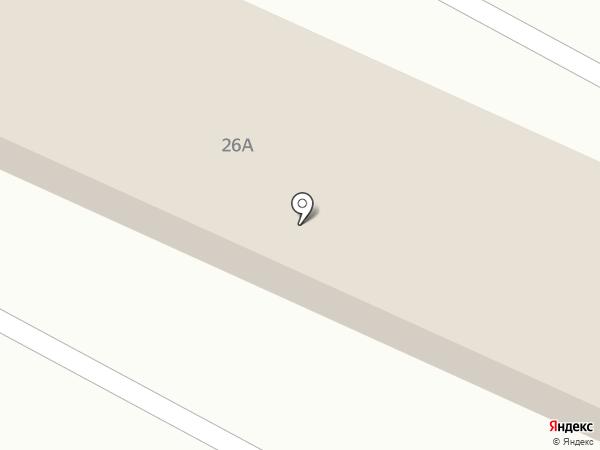 Магазин газового оборудования на карте Саратова