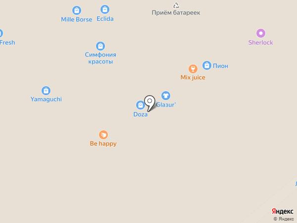 Lero на карте Саратова