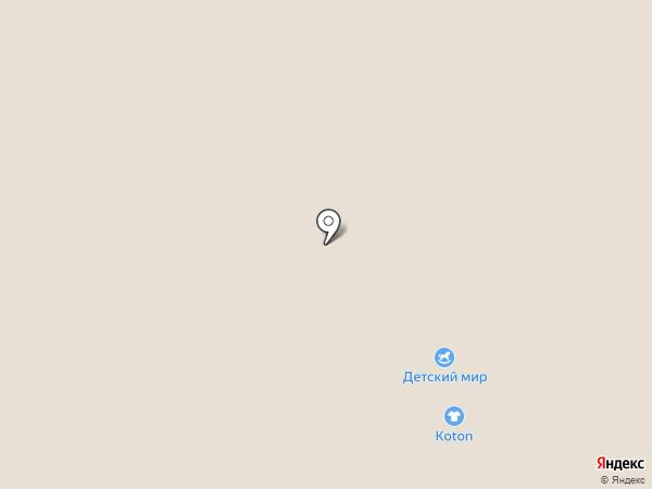 Порадки на карте Саратова