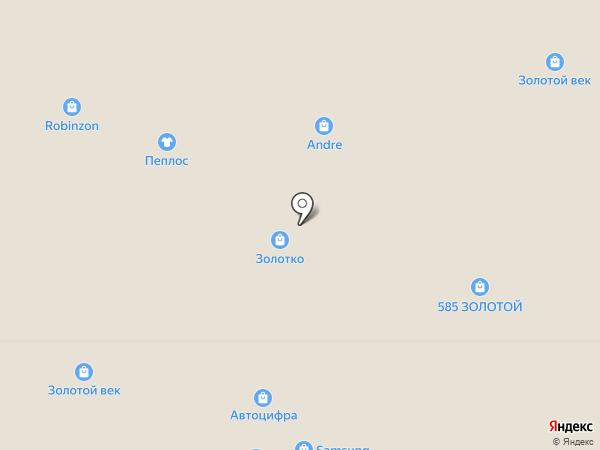 Marmalato на карте Саратова