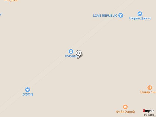 Игротека на карте Саратова