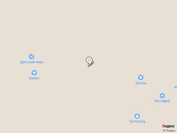 Московский Ювелирный Завод на карте Саратова