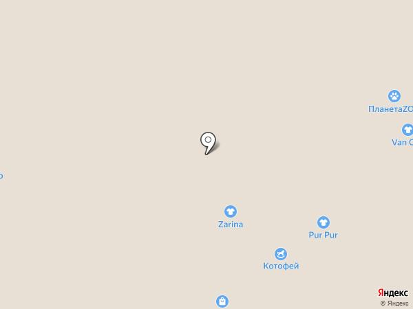 МИ-МИ-МИ на карте Саратова