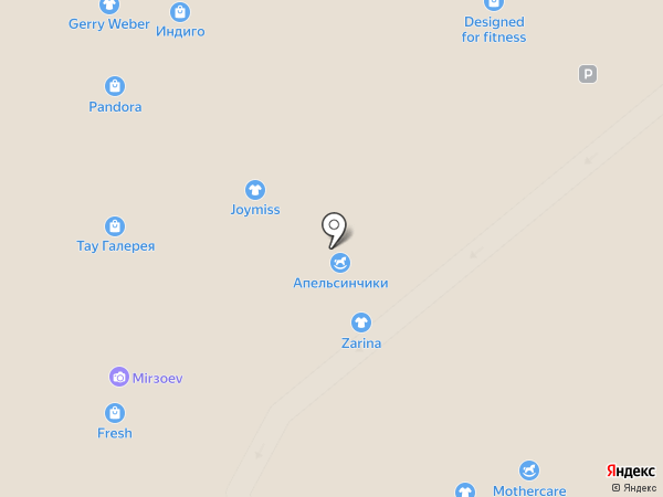 Банкомат, Юникредит банк на карте Саратова
