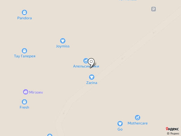 Банкомат, Ханты-Мансийский банк Открытие, ПАО на карте Саратова