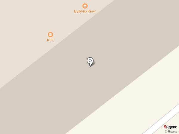 Оранжевый слон на карте Саратова