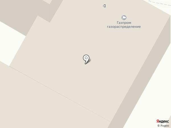 Газфонд на карте Саратова
