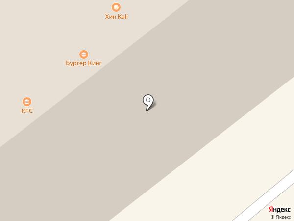 Вафелька на карте Саратова