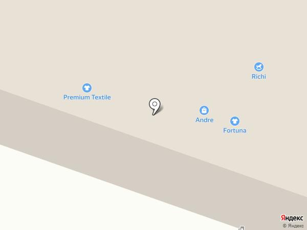 Vestiri на карте Саратова
