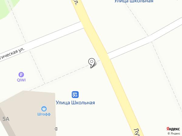 Производственная фирма на карте Саратова