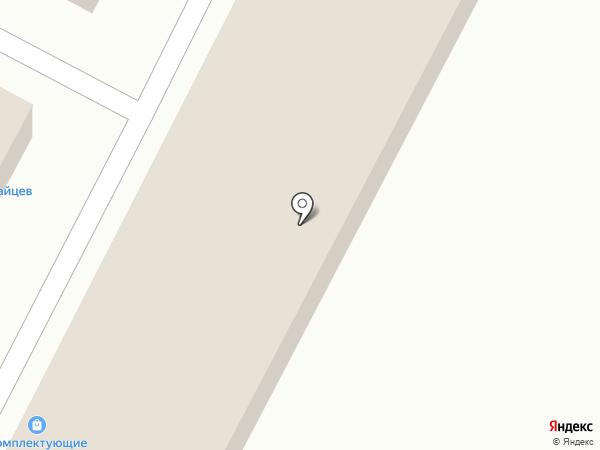 Магазин плитки и линолеума на карте Саратова