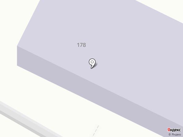 Крафтверк на карте Саратова