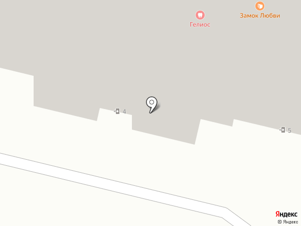 2-я Садовая на карте Саратова