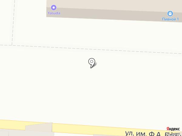 Участковый пункт полиции №7, Отдел полиции №7 на карте Саратова