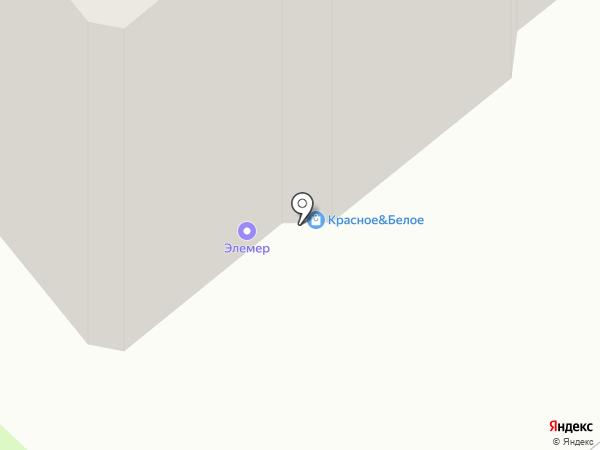 Катрин на карте Саратова