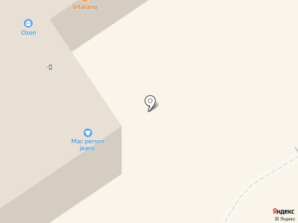 Стройландия на карте Саратова