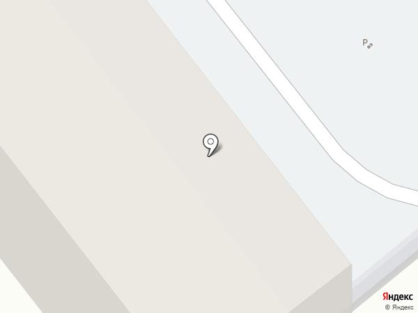 Танго на Волге на карте Саратова