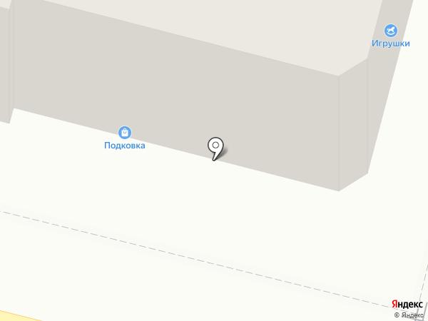 Кредо на карте Саратова