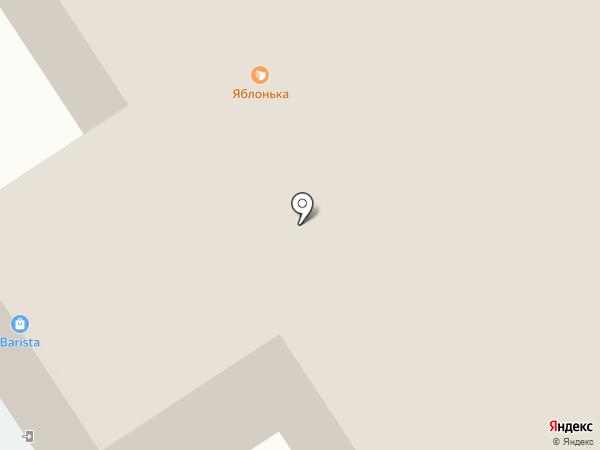 Авва мебель на карте Саратова