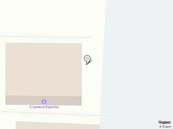 Хлебушкин на карте Саратова