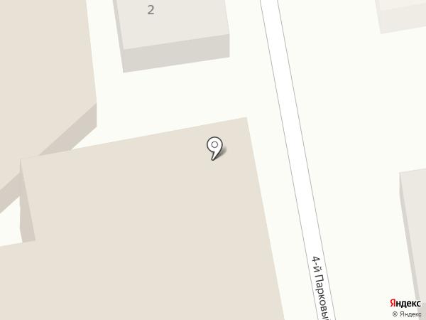 Ермолино на карте Саратова