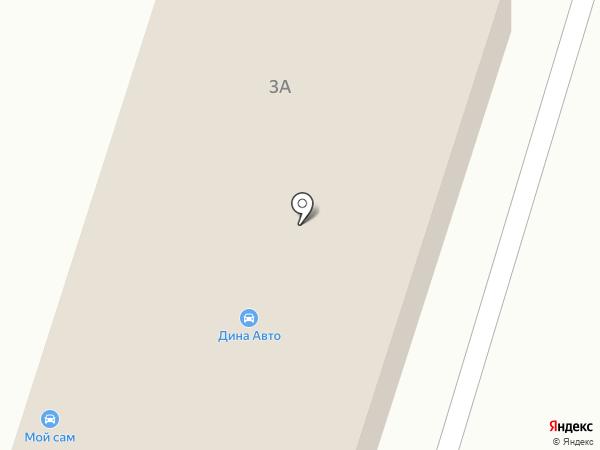 REMAC164 на карте Саратова