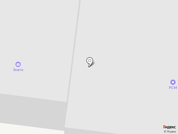 Магнит на карте Саратова