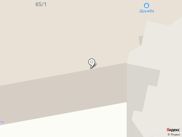 Банкомат, Банк ОТКРЫТИЕ на карте Саратова