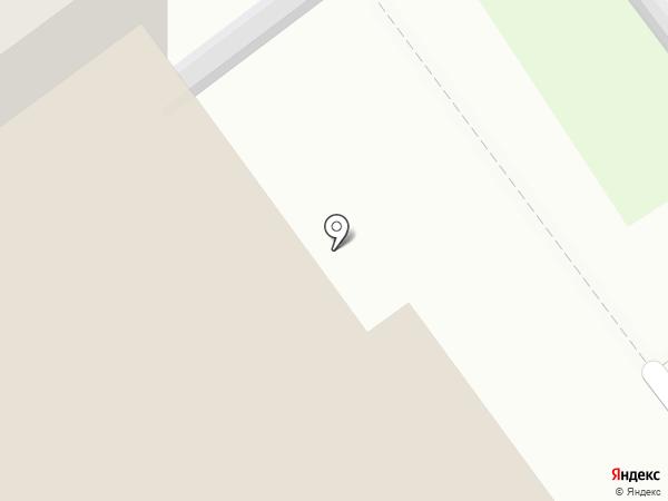 Продукты на Тверской на карте Саратова