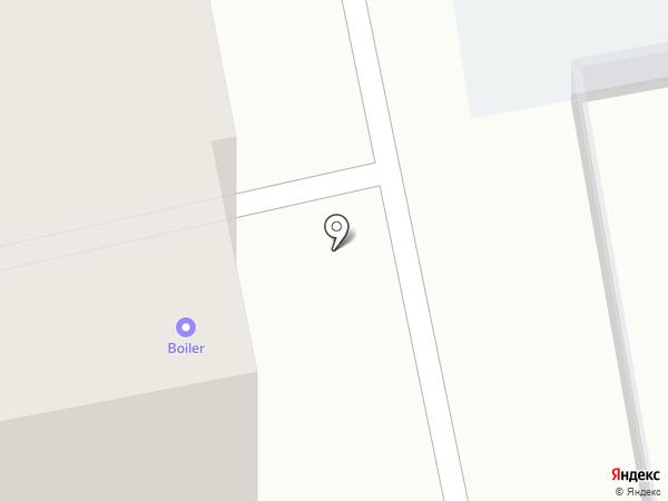 Fit Curves на карте Саратова