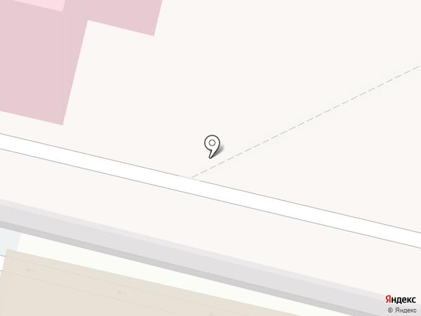 Абис на карте Саратова