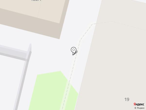 Старт на карте Саратова