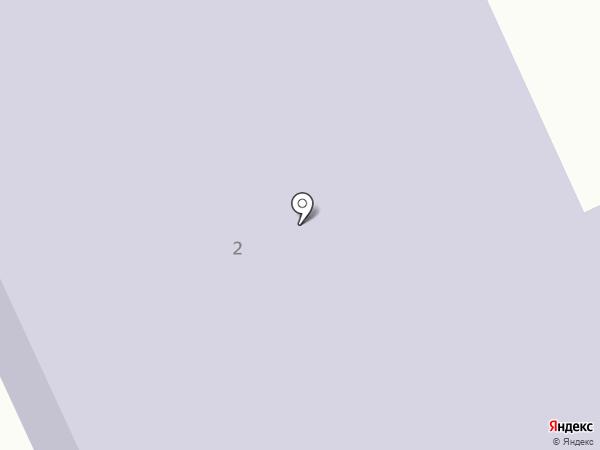 Средняя общеобразовательная школа №53 на карте Саратова