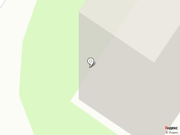 Бамбук на карте Саратова