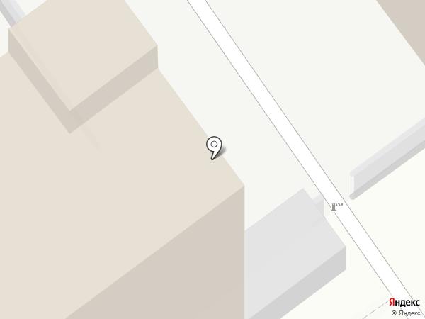 Сартэкс на карте Саратова