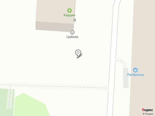 Социальные суши на карте Саратова