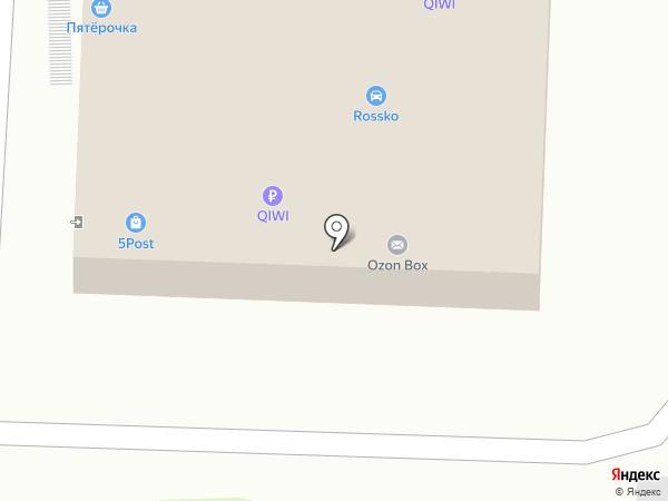 Катя на карте Саратова