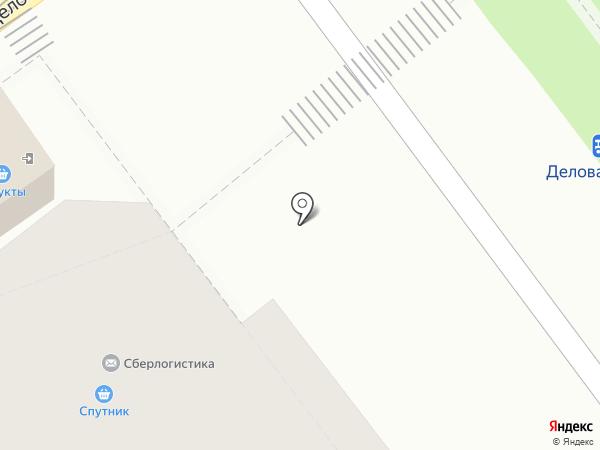 Паприка на карте Саратова
