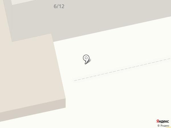 Стройвек на карте Саратова