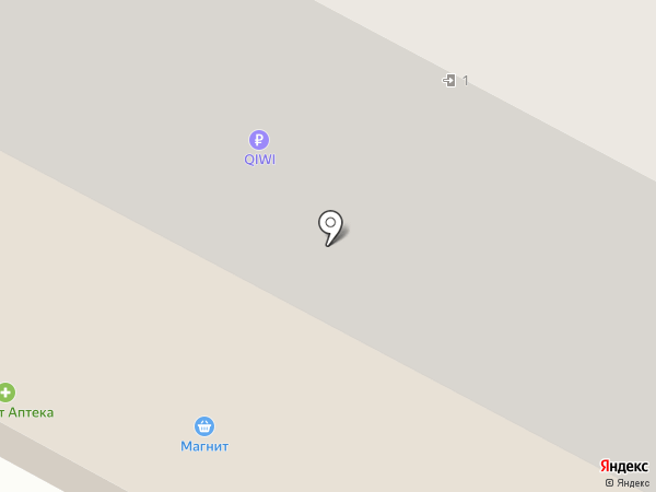 Врачебная Практика на карте Саратова