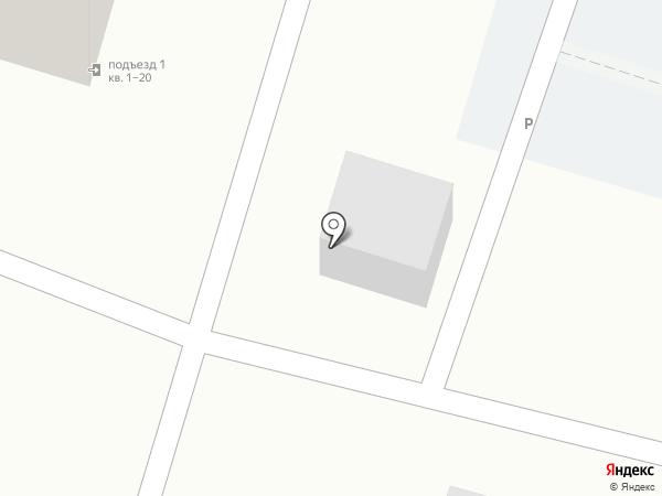 Чехов на карте Саратова
