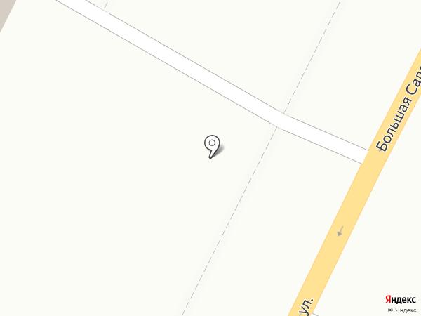 Строим Сети на карте Саратова