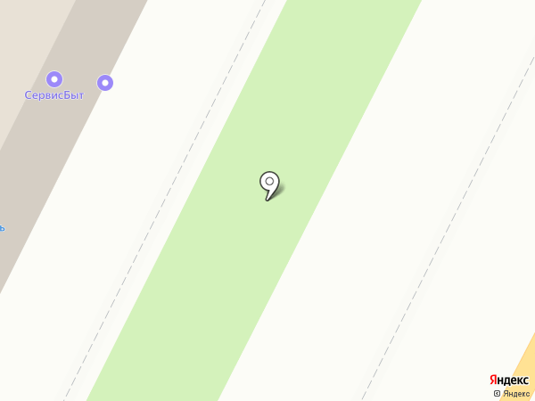 Ай-Ти Эс на карте Саратова