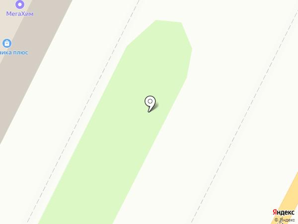 Скорая бытовая помощь на карте Саратова