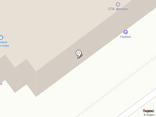 Eb на карте Саратова